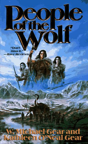 People of the Wolf   2005 (Revised) 9780812521337 Front Cover