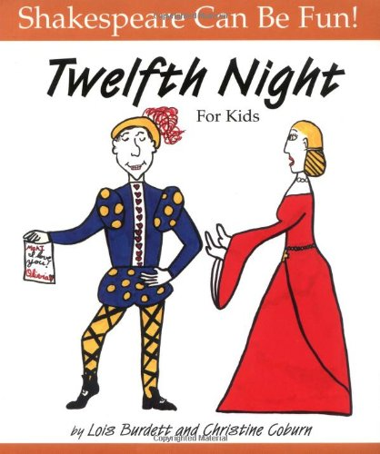 Twelfth Night for Kids   1994 edition cover