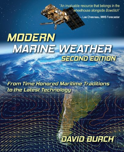 Modern Marine Weather, Second Edition   0 edition cover