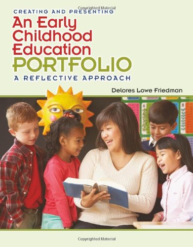 Creating an Early Childhood Education Portfolio   2012 edition cover