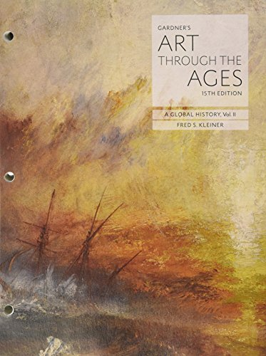Gardner's Art Through the Ages A Global History, Volume II 15th 2016 edition cover