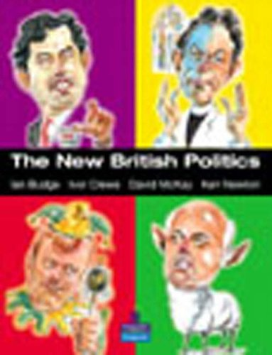New British Politics 2005  3rd 2004 (Revised) 9781405825337 Front Cover
