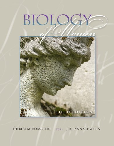 Biology of Women  5th 2013 edition cover