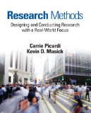 Research Methods Designing and Conducting Research with a Real-World Focus  2014 edition cover