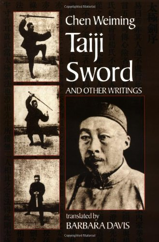 Taiji Sword and Other Writings   2000 9781556433337 Front Cover