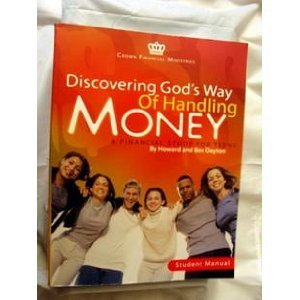 Discovering God's Way of Handling Money: A Financial Study for Teens Workbook 1st edition cover