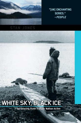 White Sky, Black Ice   2003 edition cover
