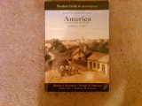 America : A Concise History Student Manual, Study Guide, etc.  9781572596337 Front Cover