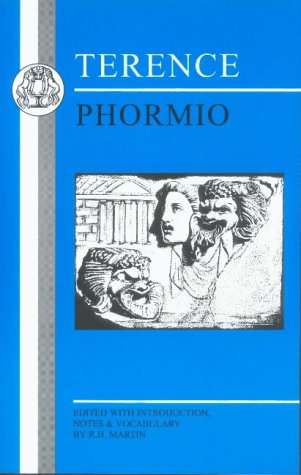 Terence - Phormio  N/A edition cover