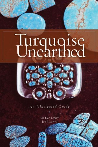 Turquoise Unearthed An Illustrated Guide  2002 edition cover