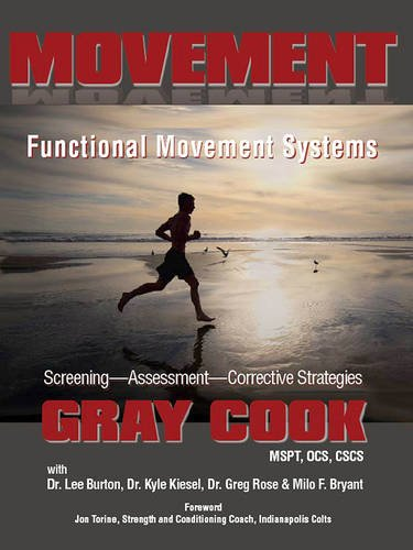 Movement Functional Movement Systems: Screening, Assessment, Corrective Strategies  2010 edition cover