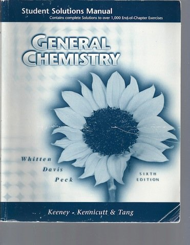 Chemistry with Qualitative Analysis  6th 2000 9780030212338 Front Cover