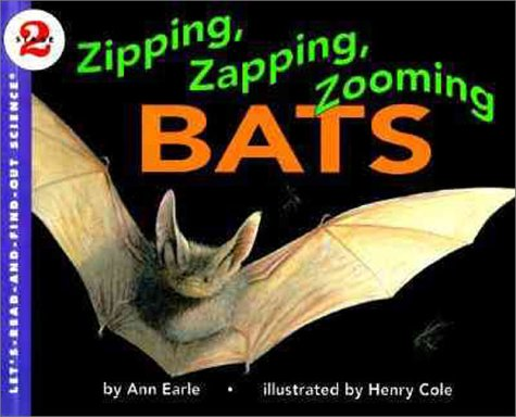 Zipping, Zapping, Zooming Bats  N/A edition cover