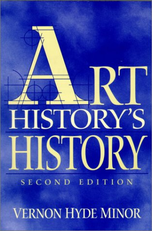 Art History's History  2nd 2001 (Revised) edition cover