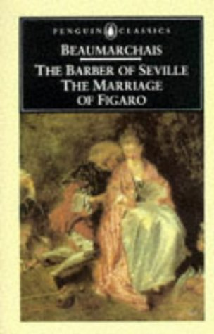 Barber of Seville and the Marriage of Figaro   2005 edition cover