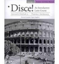 Disce! An Introductory Latin Course   2011 edition cover