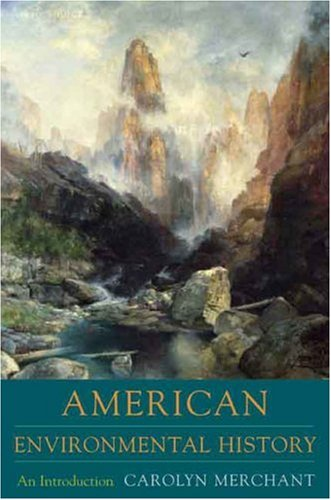 Columbia Guide to American Environmental History   2005 9780231112338 Front Cover
