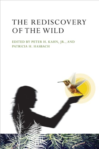 Rediscovery of the Wild   2013 9780262518338 Front Cover