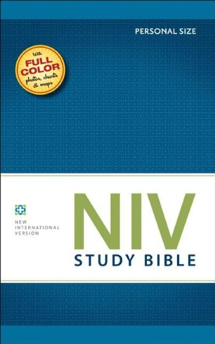 NIV Study Bible  Special  9780310437338 Front Cover