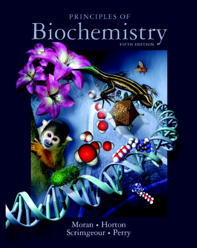Cover art for Principles of Biochemistry, 5th Edition