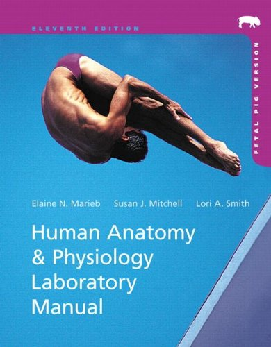 Human Anatomy and Physiology  11th 2014 9780321822338 Front Cover