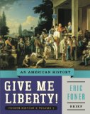 Give Me Liberty!: An American History  2014 edition cover