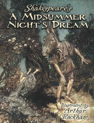 Shakespeare's a Midsummer Night's Dream   2003 edition cover