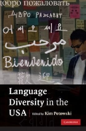 Language Diversity in the USA   2010 9780521745338 Front Cover
