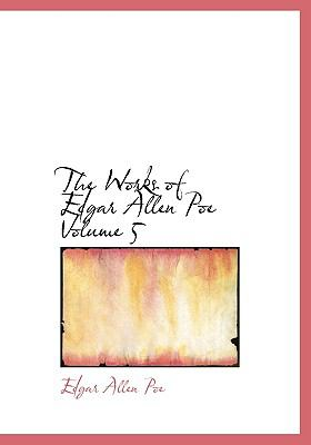 Works of Edgar Allen Poe   2008 9780554217338 Front Cover