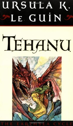 Tehanu   2001 edition cover