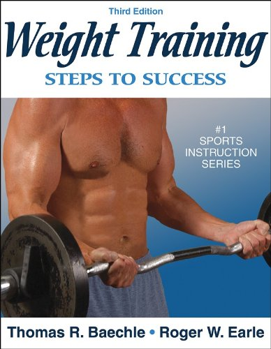 Weight Training  3rd 2006 (Revised) edition cover