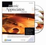 MUSIC APPRECIATION ONLINE-TEXT (LL)     N/A 9780757580338 Front Cover
