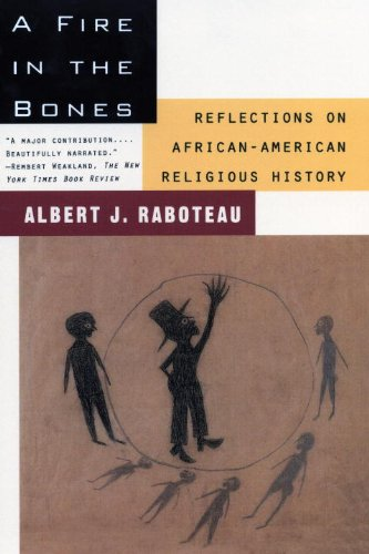 Fire in the Bones  1996 edition cover