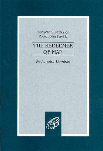 Redeemer of Man Redemptor Hominis N/A edition cover
