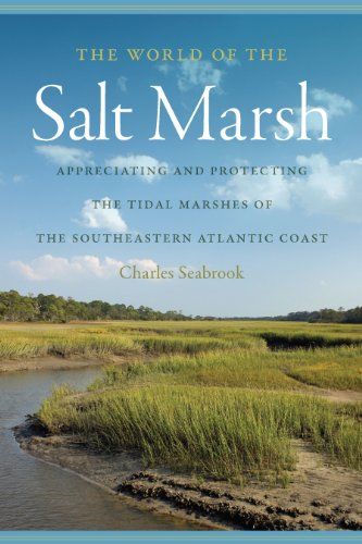 World of the Salt Marsh Appreciating and Protecting the Tidal Marshes of the Southeastern Atlantic Coast  2012 9780820345338 Front Cover
