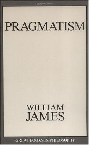Pragmatism  Unabridged  edition cover
