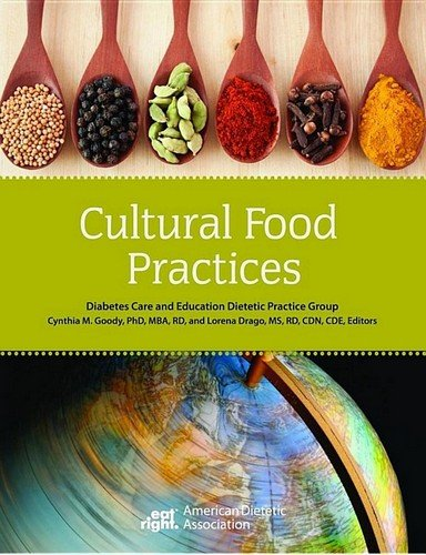 Cultural Food Practices  2010 edition cover