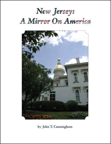 New Jersey A Mirror on America  2006 edition cover