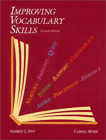 Improving Vocabulary Skills 2nd 1997 9780944210338 Front Cover