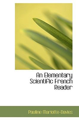 Elementary Scientific French Reader  2009 edition cover