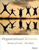 Organizational Behavior   2014 edition cover