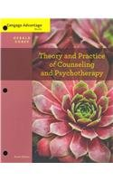 Theory and Practice of Counseling and Psychotherapy  9th 2013 edition cover