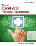 Microsoft Excel 2013 for Medical Professionals   2014 edition cover