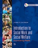 Introduction to Social Work and Social Welfare: Empowering People  2016 9781305388338 Front Cover