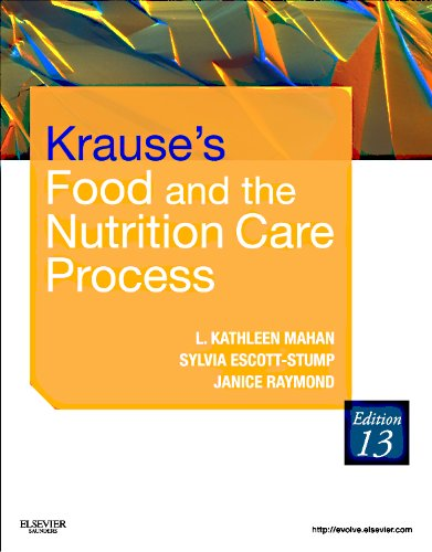 Krause's Food and the Nutrition Care Process  13th 2011 9781437722338 Front Cover