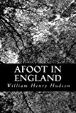 Afoot in England  N/A 9781490428338 Front Cover