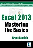 Excel 2013 Mastering the Basics  N/A 9781492143338 Front Cover