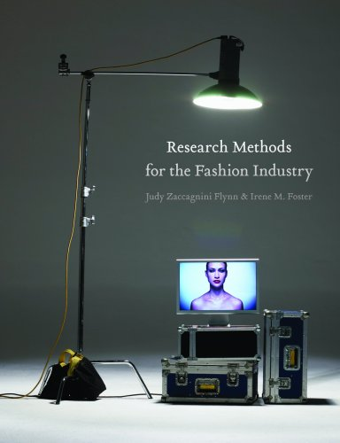 Research Methods for the Fashion Industry   2009 edition cover