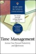 Time Management Increase Your Personal Productivity and Effectiveness  2005 9781591396338 Front Cover