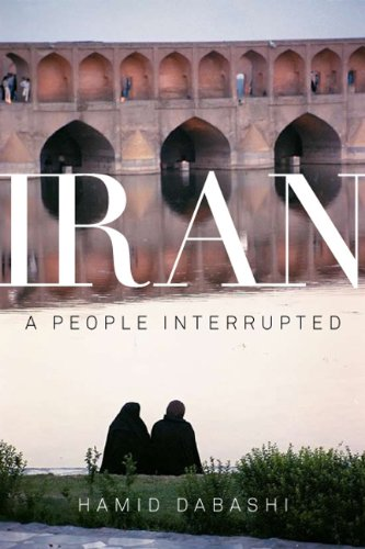 Iran A People Interrupted  2008 9781595583338 Front Cover